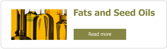 Fats and Seed Oils by Soya Mills SA